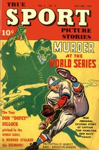 Cover Thumbnail for True Sport Picture Stories (Street and Smith, 1942 series) #v3#10