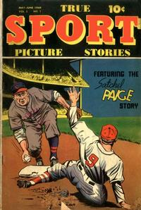 Cover Thumbnail for True Sport Picture Stories (Street and Smith, 1942 series) #v5#1