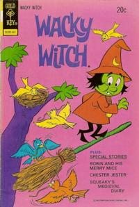 Cover Thumbnail for Wacky Witch (Western, 1971 series) #15 [Gold Key]