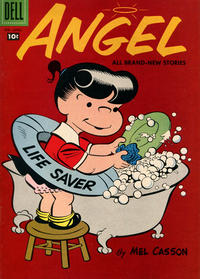 Cover Thumbnail for Angel (Dell, 1954 series) #13