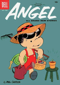 Cover Thumbnail for Angel (Dell, 1954 series) #14