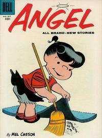 Cover Thumbnail for Angel (Dell, 1954 series) #15