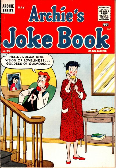 Cover for Archie's Joke Book Magazine (1953 series) #46