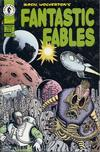 Cover for Basil Wolverton's Fantastic Fables (Dark Horse, 1993 series) #2