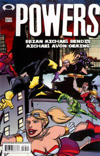 Cover Thumbnail for Powers (Image, 2000 series) #35