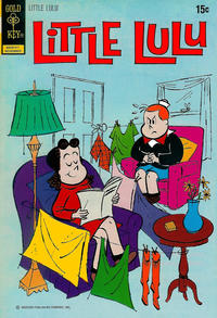 Cover Thumbnail for Little Lulu (Western, 1972 series) #208 [15-Cent Variant]