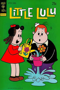 Cover Thumbnail for Little Lulu (Western, 1972 series) #219 [Gold Key Variant]