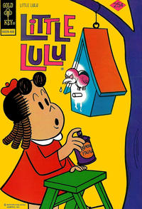 Cover Thumbnail for Little Lulu (Western, 1972 series) #220