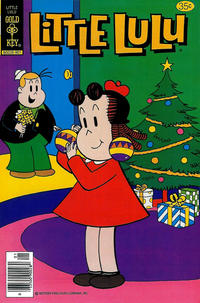 Cover for Little Lulu (Western, 1972 series) #250 [Gold Key Variant]