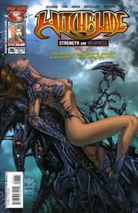 Cover Thumbnail for Witchblade (Image, 1995 series) #76