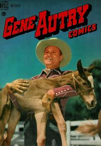 Cover Thumbnail for Gene Autry Comics (Dell, 1946 series) #20
