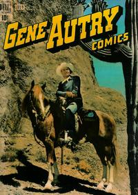 Cover Thumbnail for Gene Autry Comics (Dell, 1946 series) #29