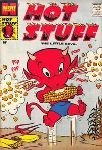 Cover Thumbnail for Hot Stuff, the Little Devil (Harvey, 1957 series) #15