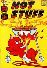 Cover Thumbnail for Hot Stuff, the Little Devil (Harvey, 1957 series) #57