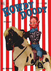 Cover Thumbnail for Howdy Doody (Dell, 1950 series) #5