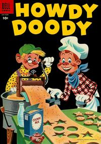 Cover Thumbnail for Howdy Doody (Dell, 1950 series) #32