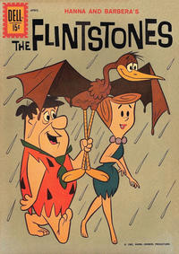 Cover Thumbnail for The Flintstones (Dell, 1961 series) #4