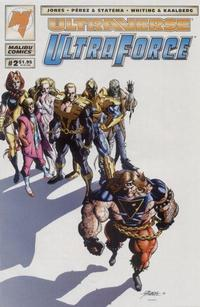Cover Thumbnail for UltraForce (Malibu, 1994 series) #2 [Regular Edition]