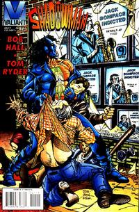 Cover for Shadowman (1992 series) #41