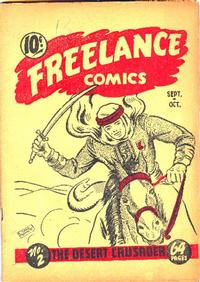 Cover Thumbnail for Freelance Comics (Anglo-American Publishing Company Limited, 1941 series) #v1#2