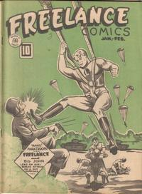 Cover Thumbnail for Freelance Comics (Anglo-American Publishing Company Limited, 1941 series) #v2#6