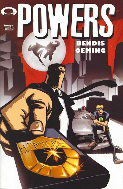 Cover for Powers (Image, 2000 series) #25