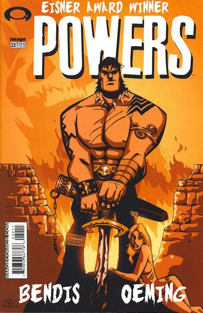 Cover for Powers (Image, 2000 series) #32