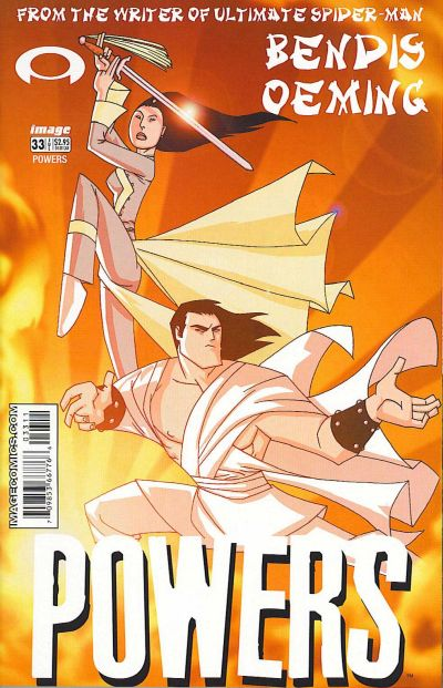 Cover for Powers (Image, 2000 series) #33