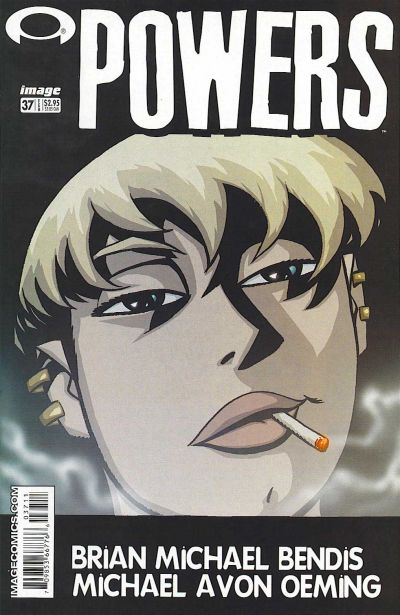 Cover for Powers (Image, 2000 series) #37