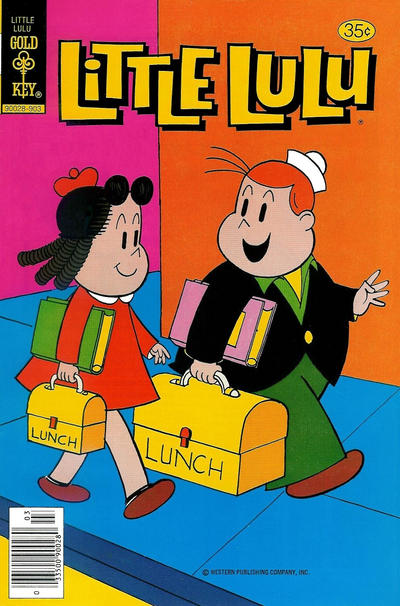 Cover for Little Lulu (Western, 1972 series) #251 [Gold Key]