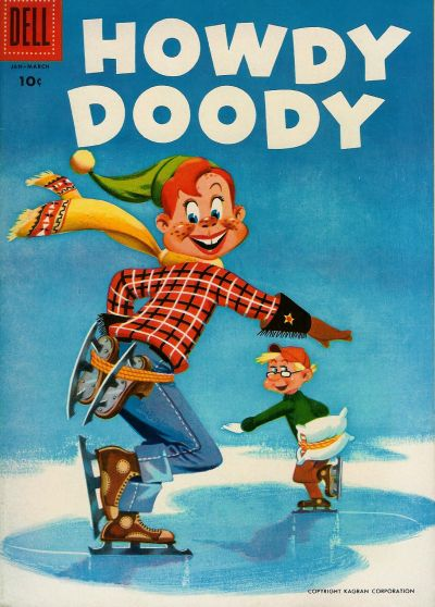 Cover for Howdy Doody (Dell, 1950 series) #36