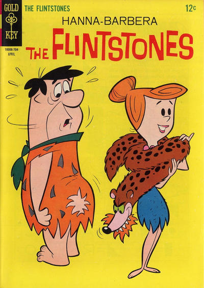Cover for The Flintstones (Western, 1962 series) #39