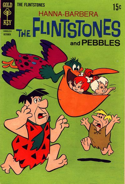 Cover for The Flintstones (Western, 1962 series) #48