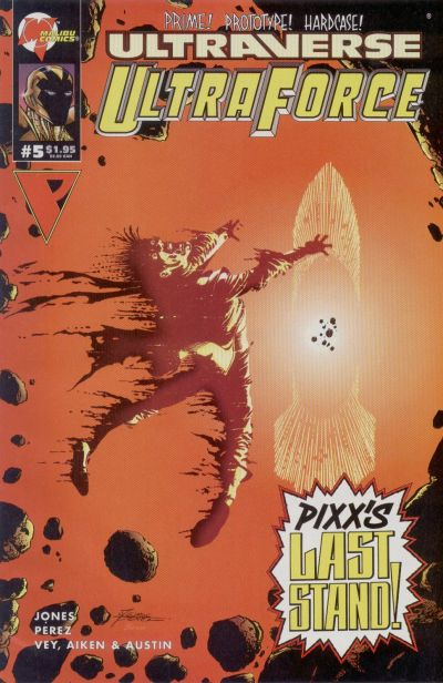 Cover for Ultraforce (1994 series) #5
