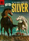 Cover for The Lone Ranger's Famous Horse Hi-Yo Silver (Dell, 1952 series) #31