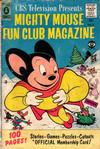 Cover for Mighty Mouse Fun Club Magazine (Pines, 1957 series) #2