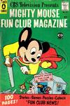 Cover for Mighty Mouse Fun Club Magazine (Pines, 1957 series) #3