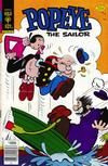 Cover for Popeye the Sailor (Western, 1978 series) #140