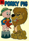 Cover for Porky Pig (Dell, 1952 series) #57