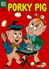 Cover for Porky Pig (Dell, 1952 series) #63