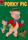 Cover for Porky Pig (Dell, 1952 series) #68