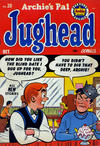 Cover for Archie's Pal Jughead (Archie, 1949 series) #20