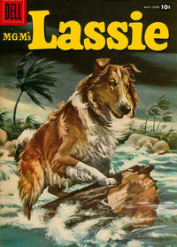 Cover Thumbnail for M-G-M's Lassie (Dell, 1950 series) #34