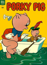 Cover Thumbnail for Porky Pig (Dell, 1952 series) #31
