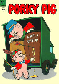 Cover Thumbnail for Porky Pig (Dell, 1952 series) #33
