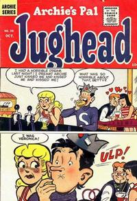 Cover Thumbnail for Archie's Pal Jughead (Archie, 1949 series) #38