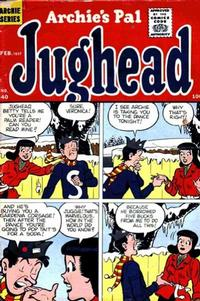 Cover Thumbnail for Archie's Pal Jughead (Archie, 1949 series) #40