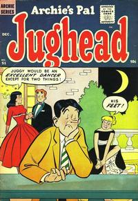 Cover Thumbnail for Archie's Pal Jughead (Archie, 1949 series) #51