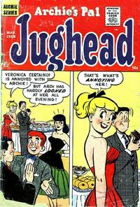 Cover Thumbnail for Archie's Pal Jughead (Archie, 1949 series) #52