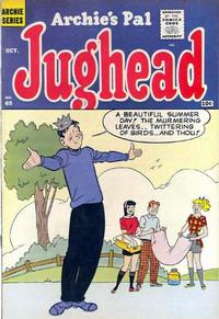 Cover Thumbnail for Archie's Pal Jughead (Archie, 1949 series) #65